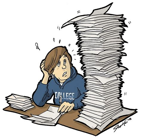 Research Paper on Stress Management among Students AZ